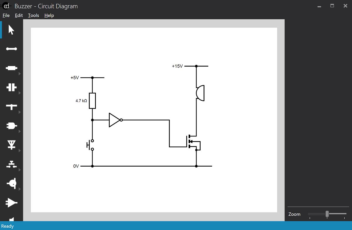 Circuit Diagram - A Circuit Diagram Maker - Free Wiring Diagram Software