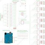 Circuit Diagram Of 8X8X8 Rgb Led Cube | Wiring Diagram   Rgb Led Wiring Diagram