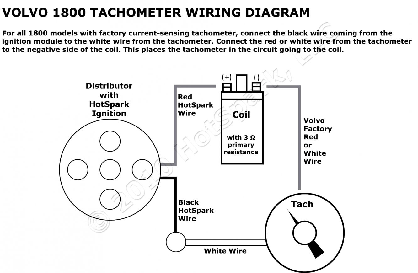 Figure 4-17  Dual Synchronous Rotor Tachometer Wiring Diagram