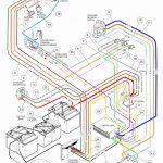 Club Car Wiring   Wiring Diagram Description   48 Volt Golf Cart Wiring Diagram