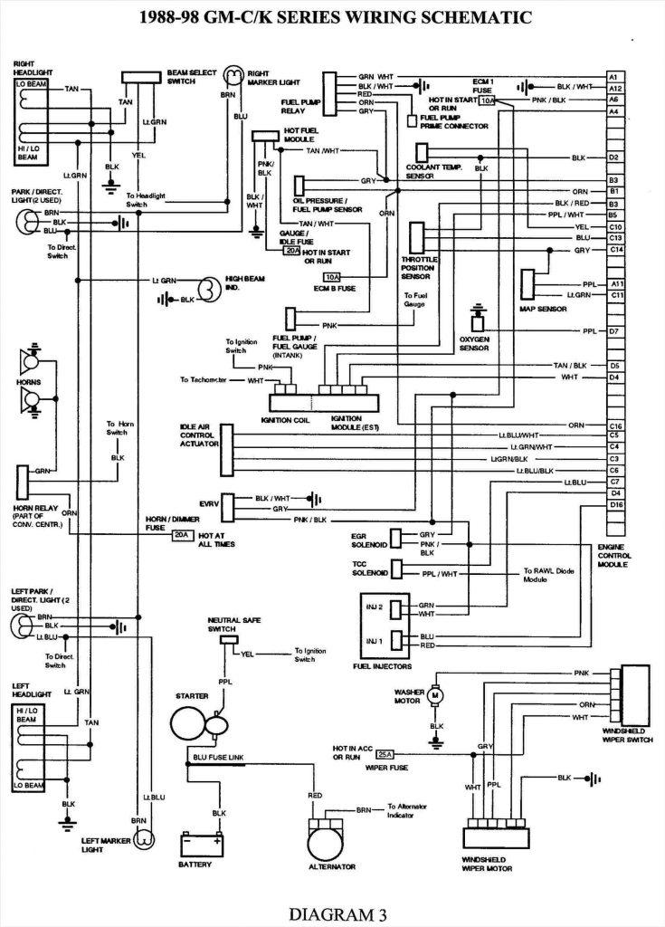 Coachmen Wiring Diagram