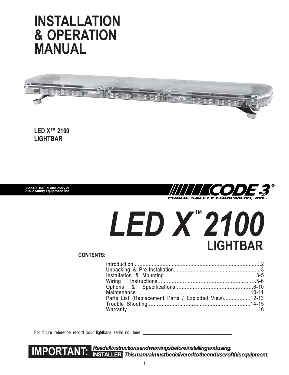 Code 3 Light Bar Wiring Diagram | Wiring Diagram - Light Bar Wiring Diagram