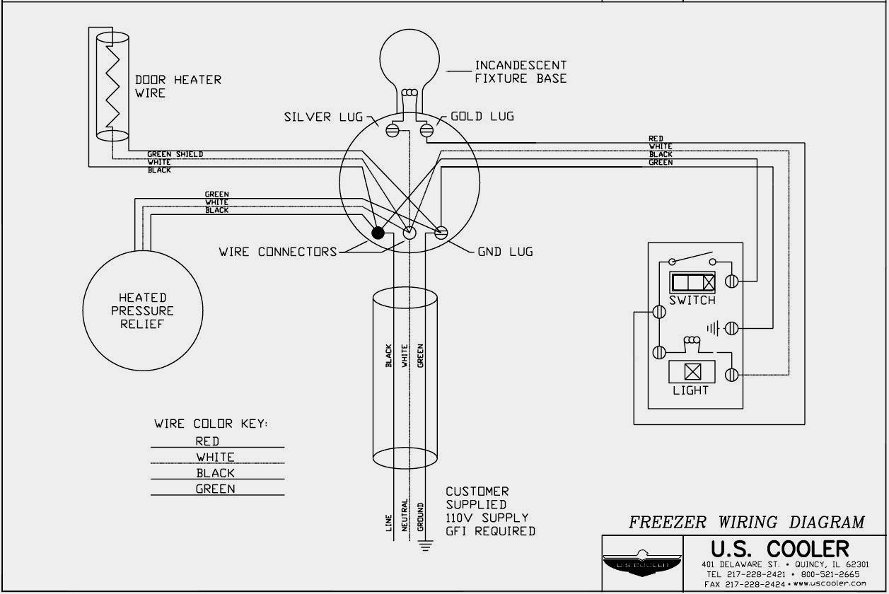 Commercial Walk In Freezer Wiring Diagram | Wiring Diagram - Walk In Freezer Wiring Diagram