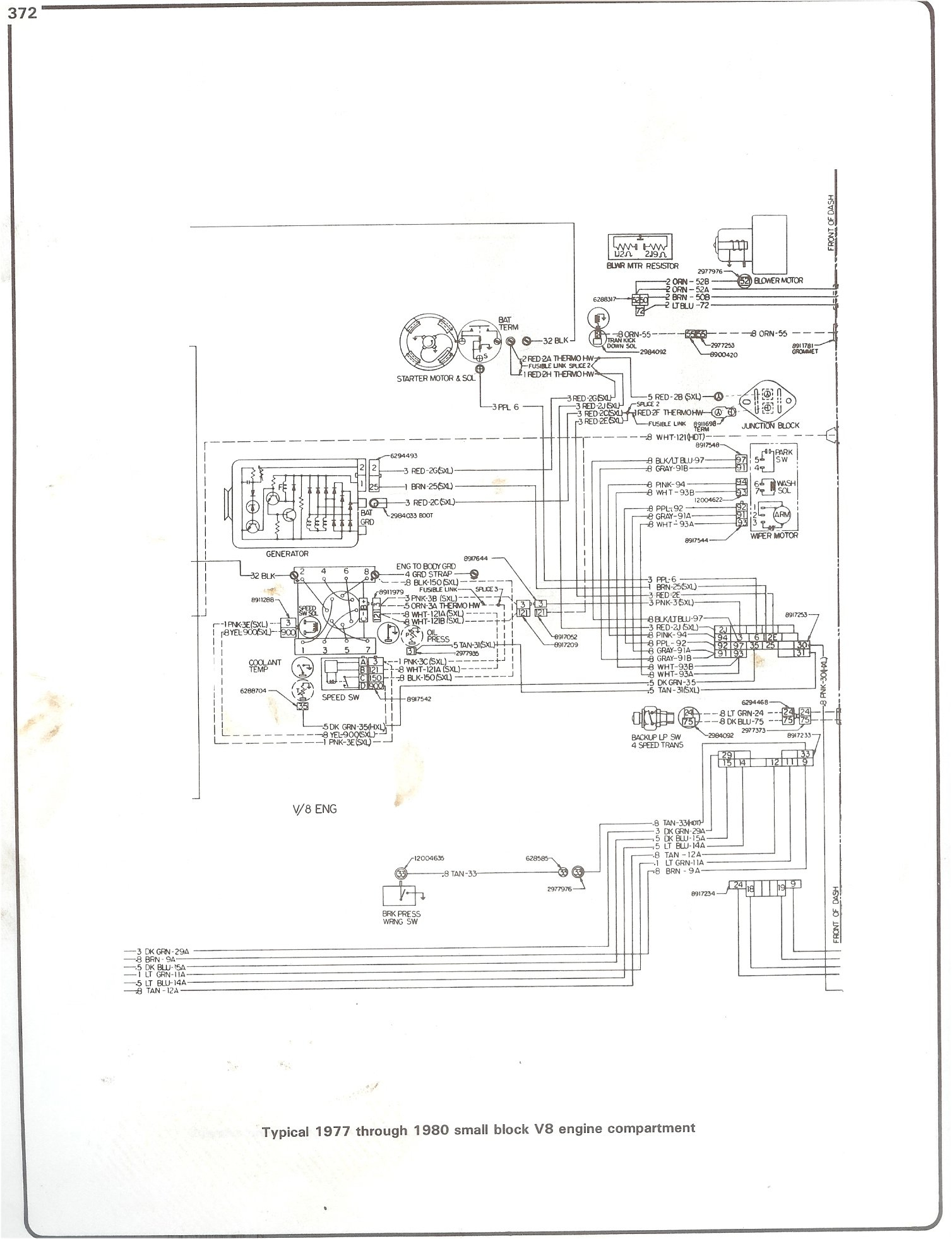 Complete 73-87 Wiring Diagrams - 1988 Chevy Truck Wiring Diagram