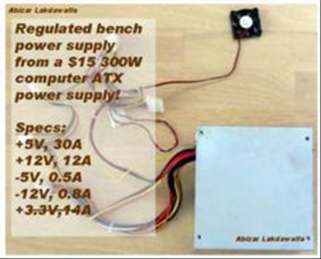 Computer Power Supply Wiring Diagram | Manual E-Books - Computer Power Supply Wiring Diagram