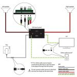 Connecting Your Tv To Your Kitchen Radio System | K&b Audio   Stereo Headphone Jack Wiring Diagram