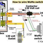 Control 240 Volt With Wemo   240 Volt Plug Wiring Diagram