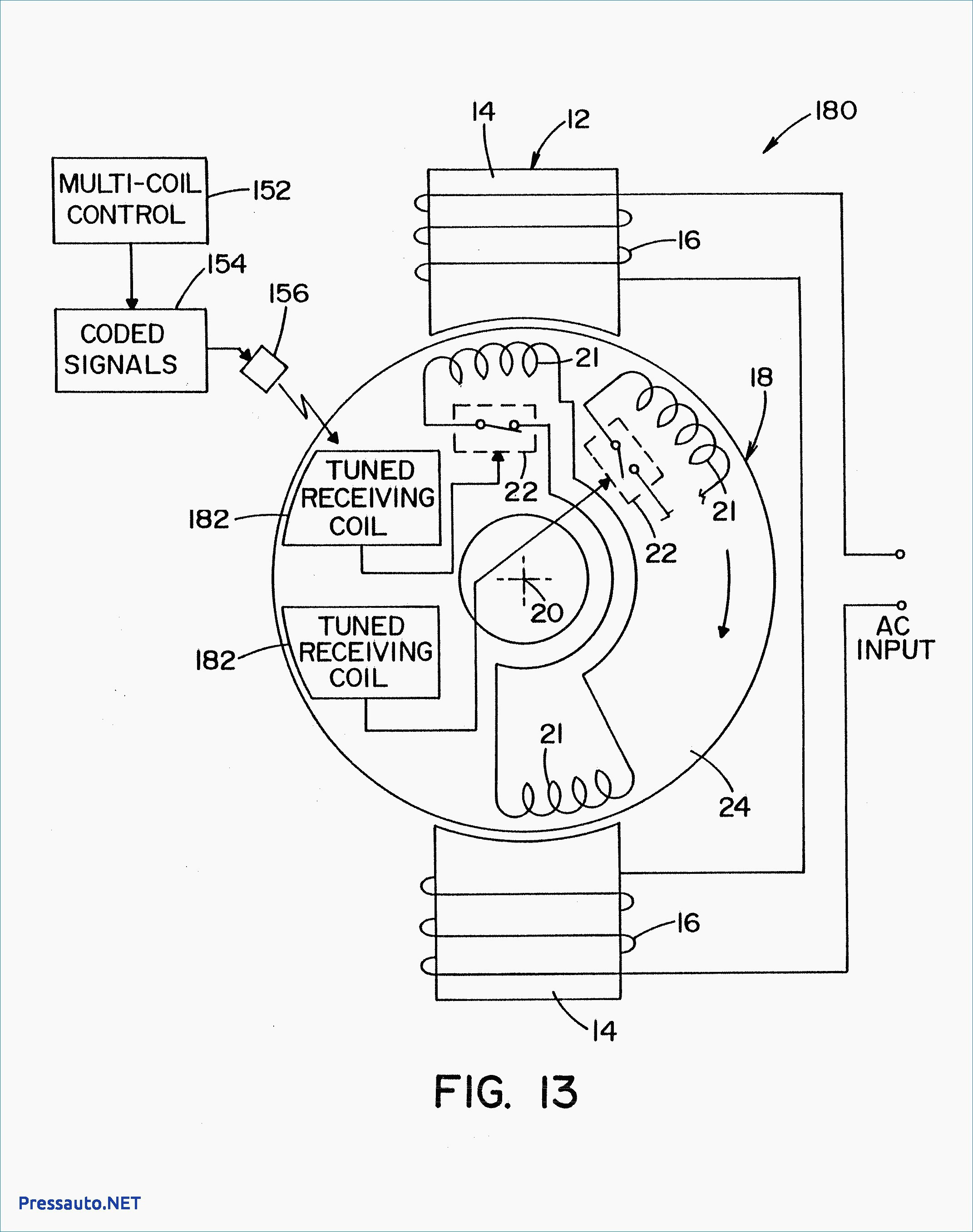 Cooling Fan Motor Wiring Diagram   Wiring Diagram - 3 Wire Condenser Fan Motor Wiring Diagram
