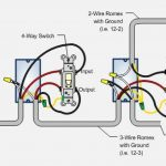 Cooper 4 Way Switch Wiring Diagram For | Switches | Pinterest   3 Way Switch Wiring Diagram Power At Light