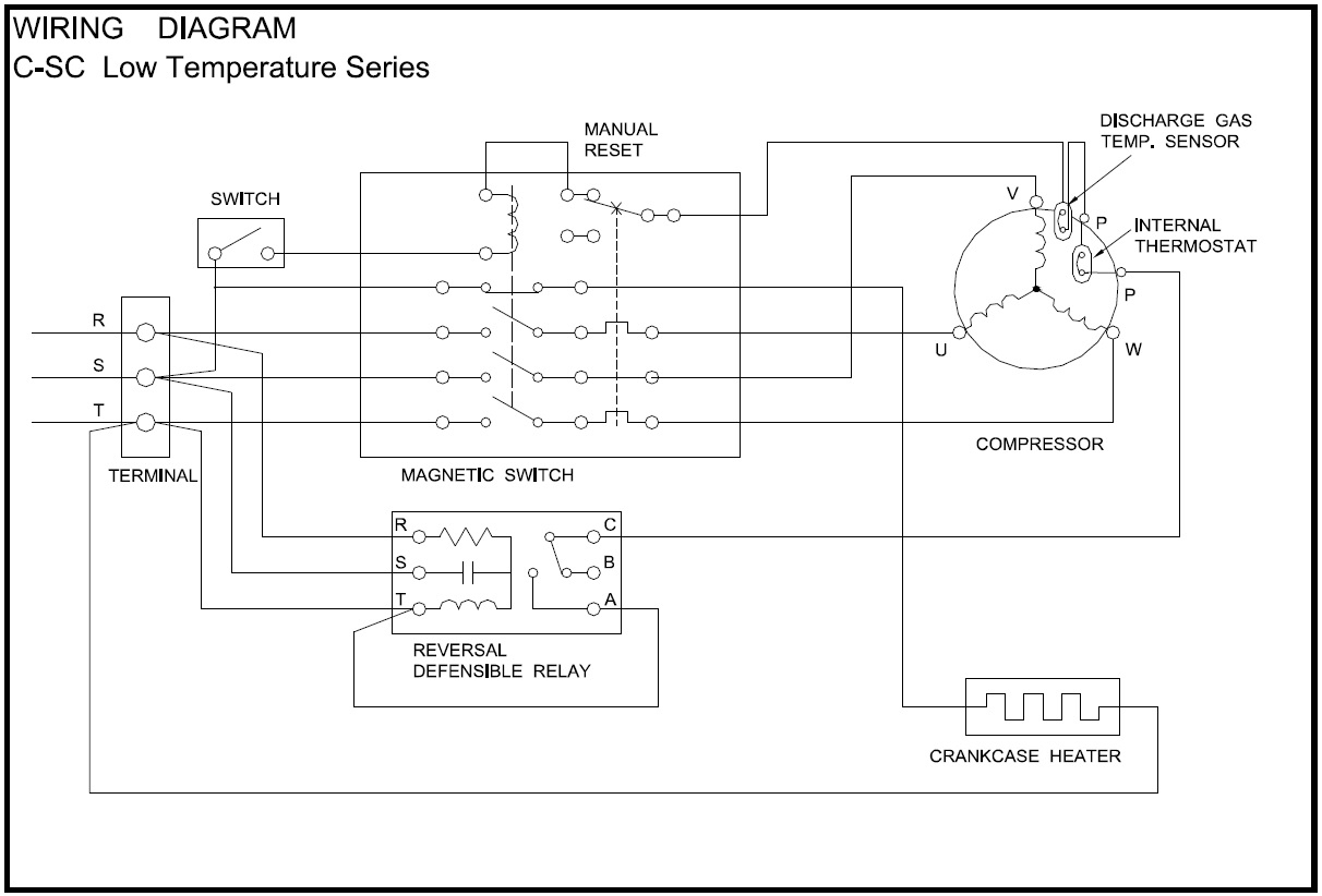 Compressor Wiring Diagram Pdf from 2020cadillac.com