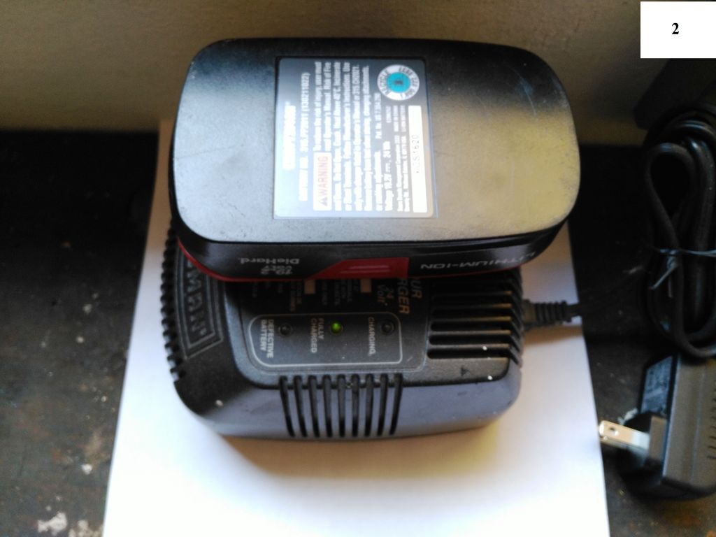 Craftsman 19.2V Battery Fix: 6 Steps (With Pictures) - Craftsman 19.2 Volt Battery Wiring Diagram
