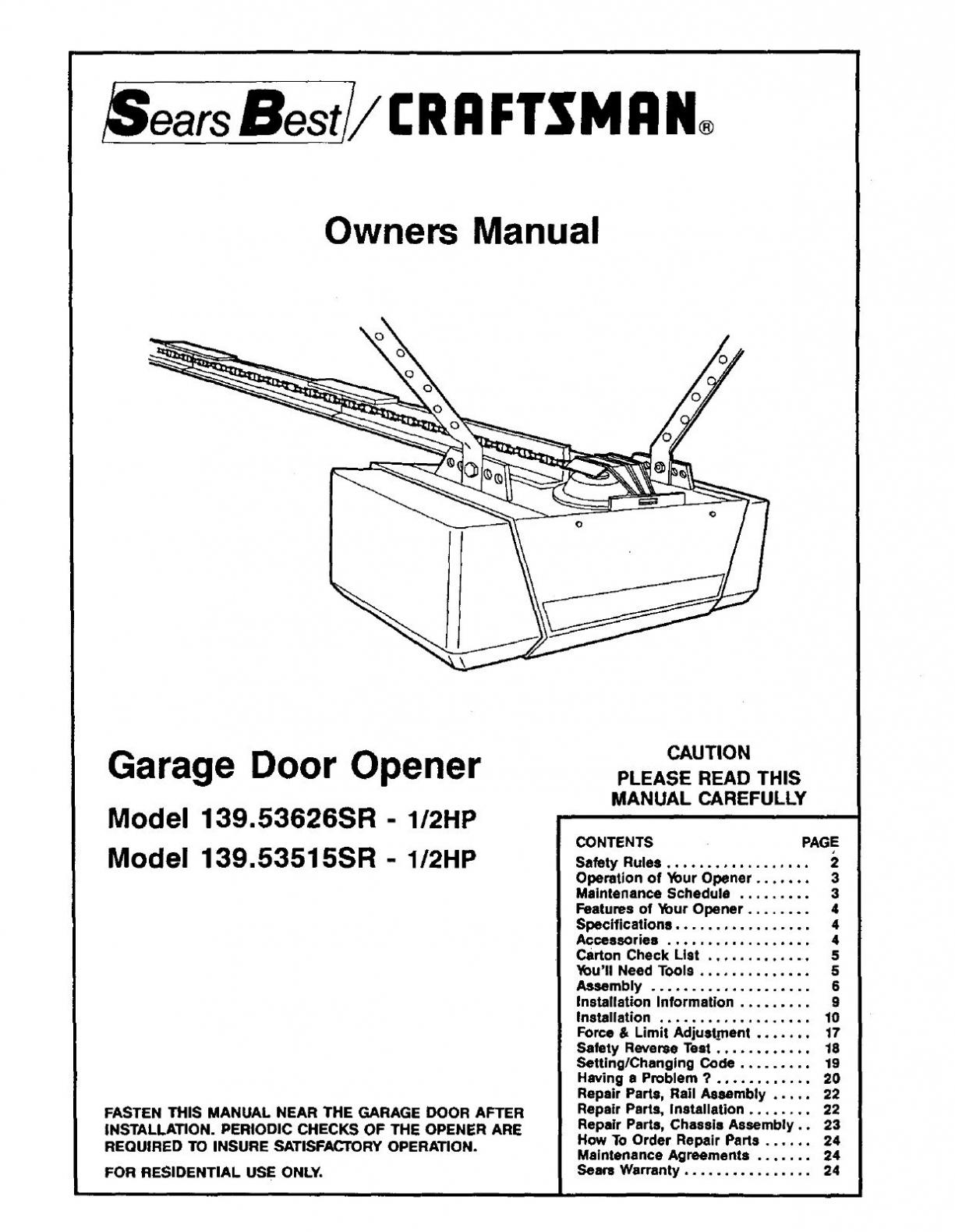 Craftsman Garage Door Opener Wiring Diagram — Daytonva150 - Craftsman Garage Door Opener Wiring Diagram