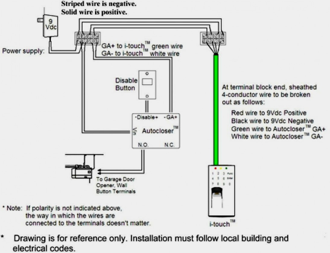 Craftsman Garage Door Sensor Wiring Diagram - Great Installation Of - Craftsman Garage Door Opener Sensor Wiring Diagram