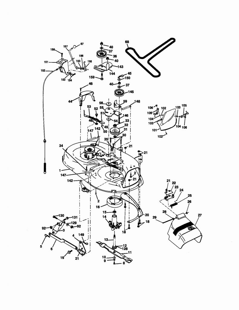 Craftsman Model 917 Wiring Diagram - Trusted Wiring Diagram - Craftsman Model 917 Wiring Diagram