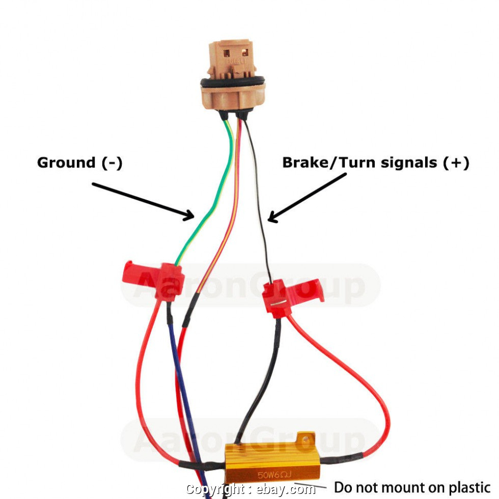 Why Do You Need Load Resistors For Led Turn Signal Lights Manual Guide