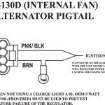 Cs130 Alternator Wiring Diagram   Trusted Wiring Diagram Online   Chevy 4 Wire Alternator Wiring Diagram
