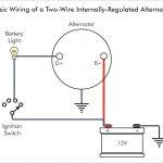 Cs130 Alternator Wiring Diagram | Wiring Library   Ford Alternator Wiring Diagram Internal Regulator