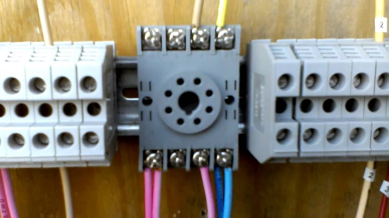 Cube With An 8 Pin Relay Wiring Diagrams | Wiring Diagram - Ice Cube Relay Wiring Diagram