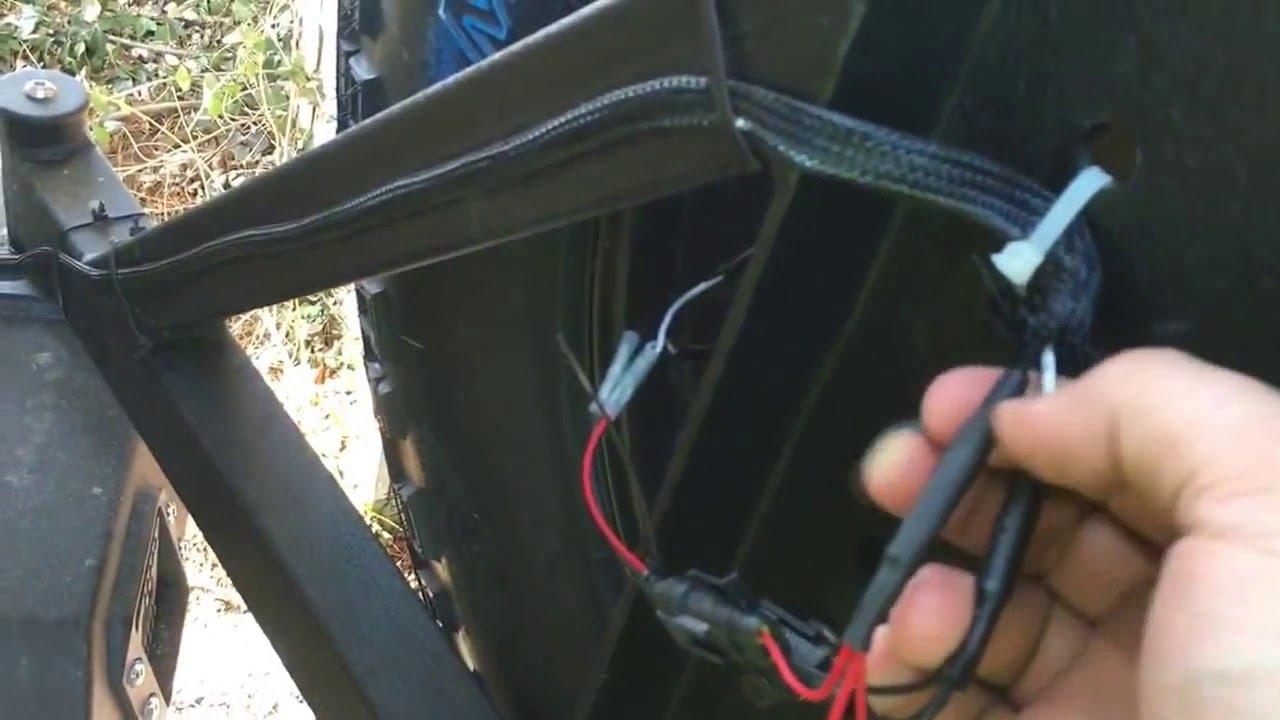 Custom 3Rd Brake Light Wiring - Youtube - Third Brake Light Wiring Diagram