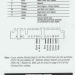 Custom Wiring Diagram   Ididit Steering Column Wiring Diagram