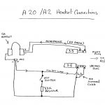 David Clark Mic Wiring Diagram | Manual E Books   Headphone With Mic Wiring Diagram