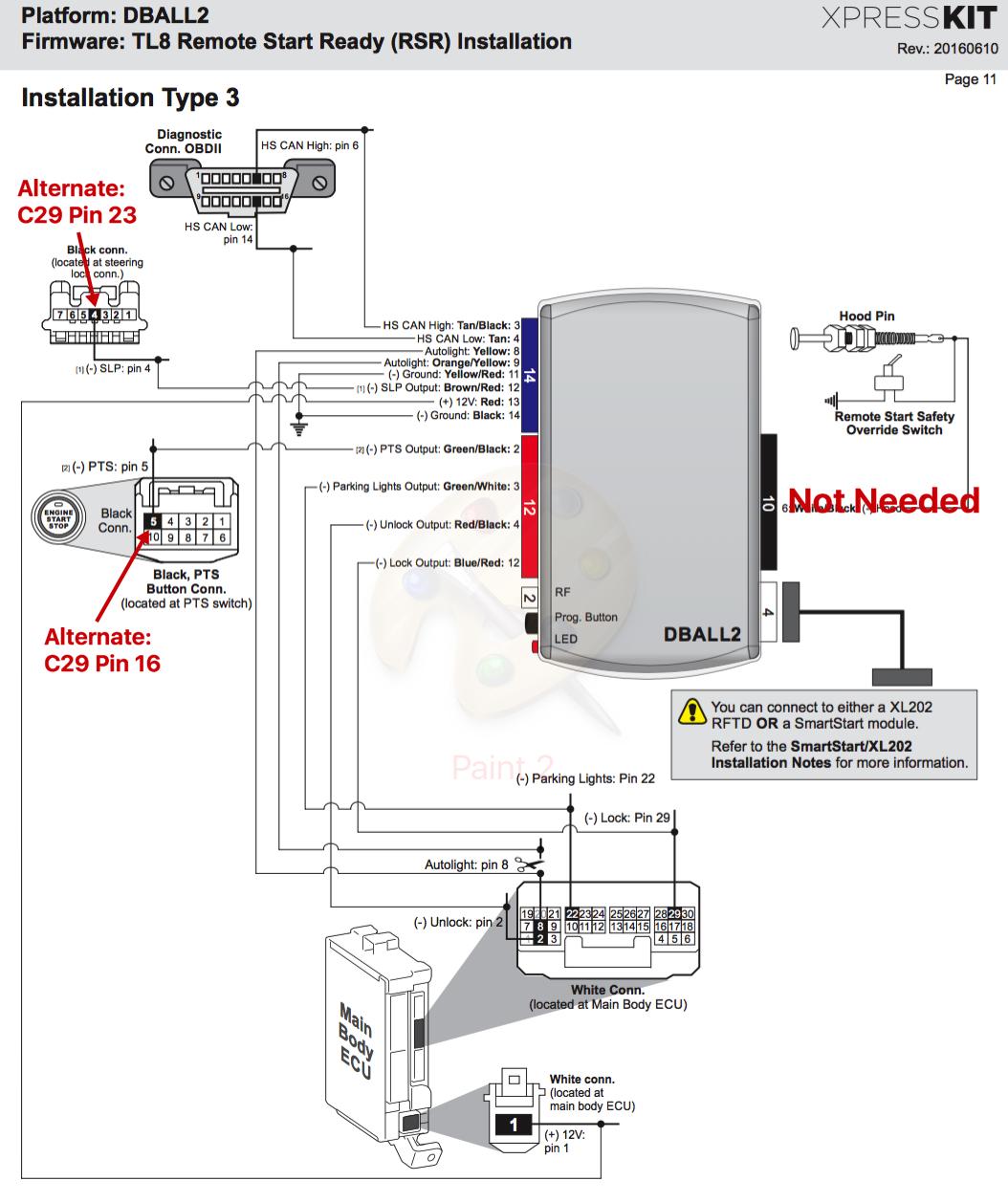 Dei Remote Start Wiring Diagram Tribute   Wiring Diagram - Dball2 Wiring Diagram