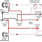 Delco Alternator Wiring   Data Wiring Diagram Schematic   Delco 10Si Alternator Wiring Diagram