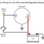 Delco Alternator Wiring Diagram 3211751 | Wiring Diagram   Delco 10Si Alternator Wiring Diagram