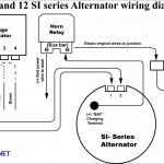 Delco Cs130D Wiring   Today Wiring Diagram   Delco 10Si Alternator Wiring Diagram