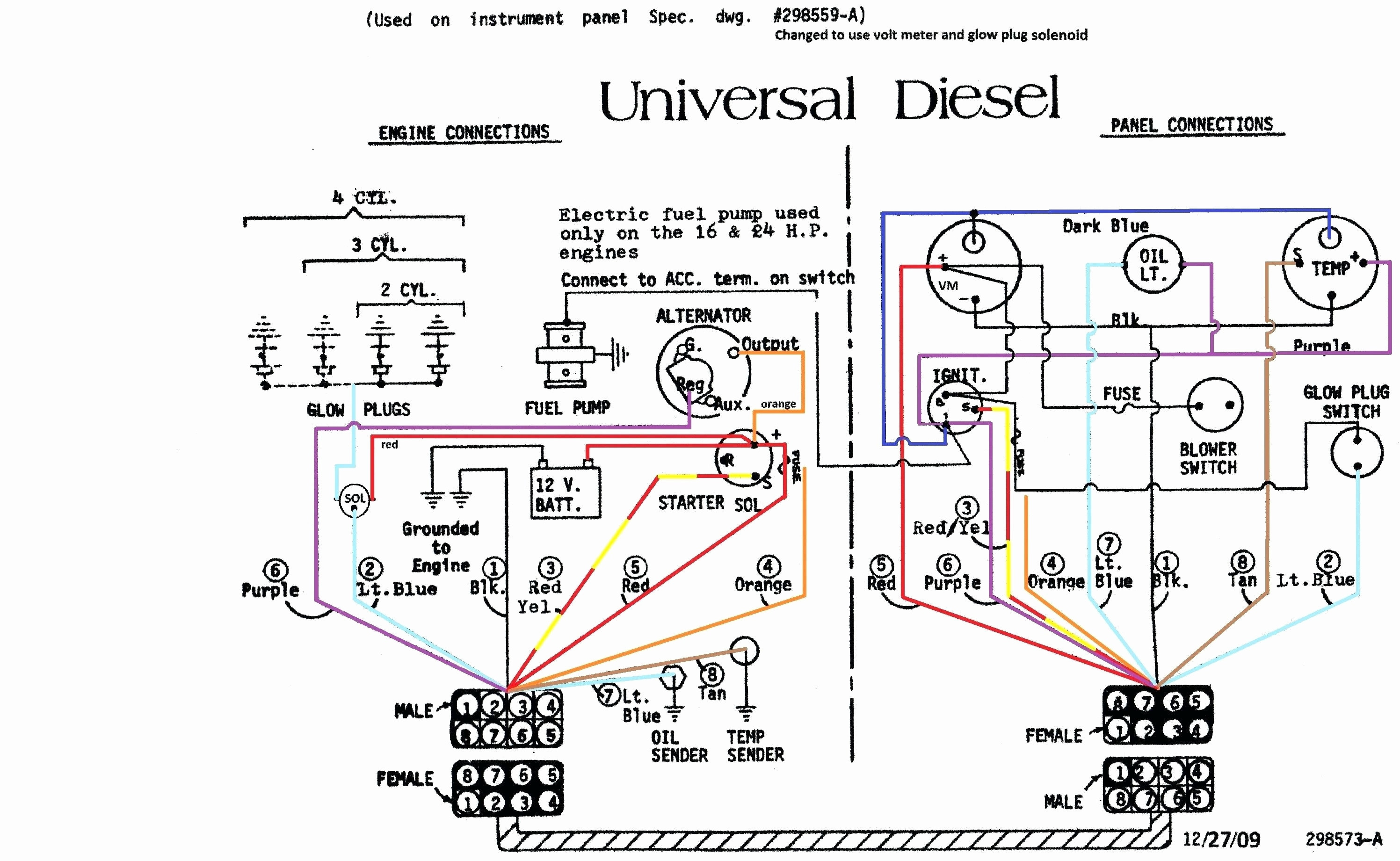 Delco Remy 3 Wire Alternator Wiring Diagram - Zookastar - Dodge Alternator Wiring Diagram