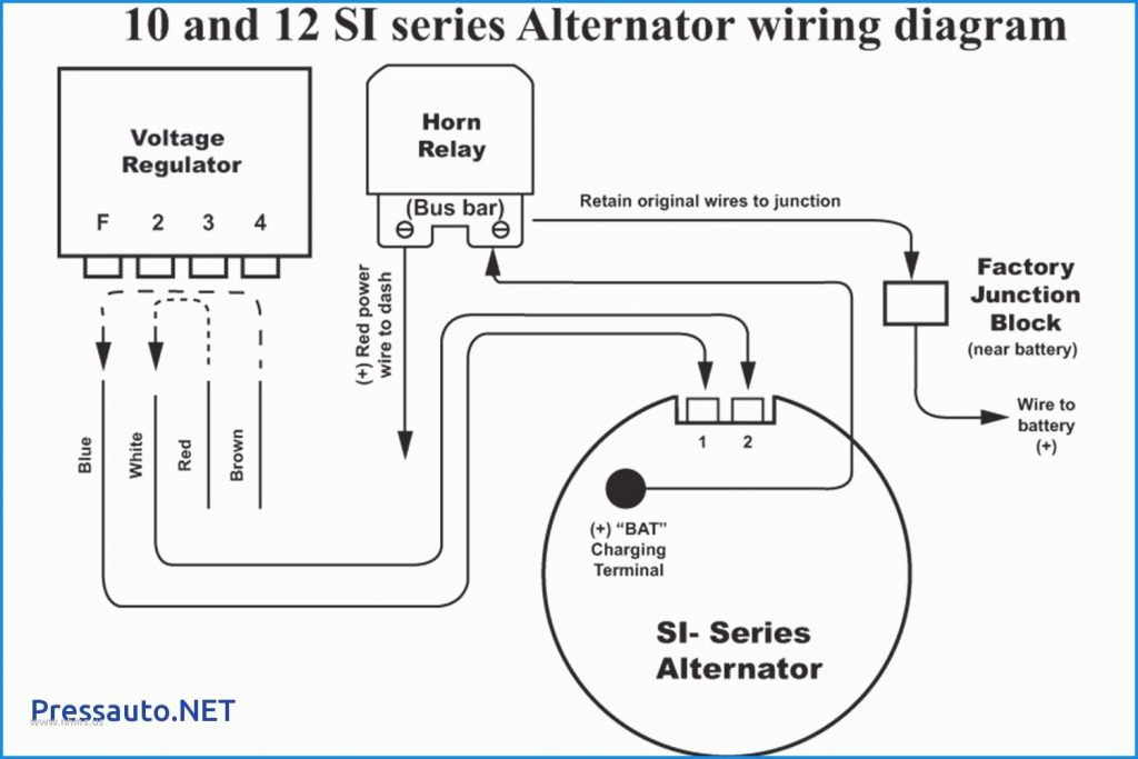 Delco Remy Cs130 Alternator Wiring Diagram
