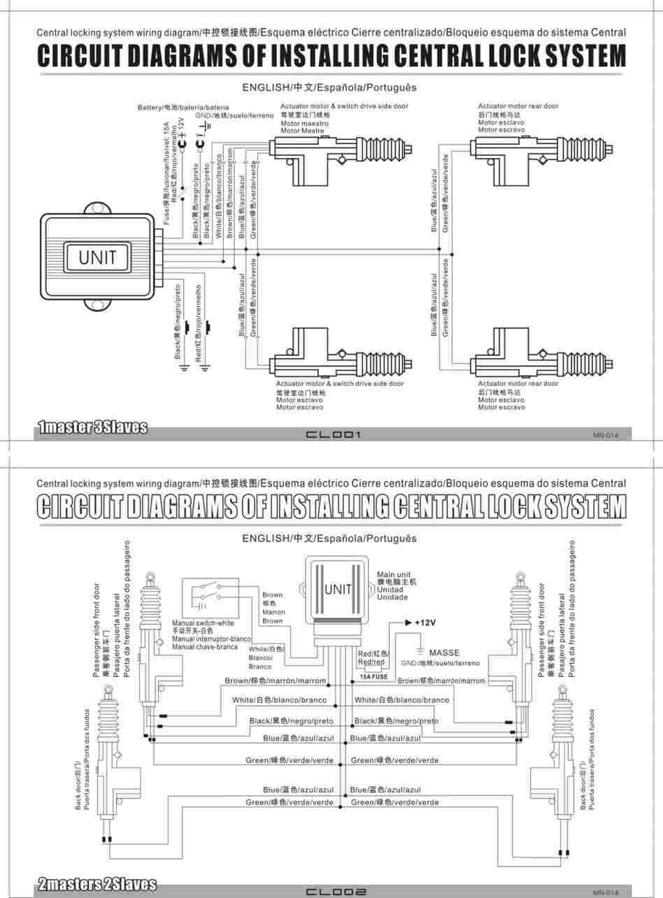 Diagram-5-Wire-Door-Lock-Actuator-Wiring-And-Wellreadmerhwellreadme - 5 Wire Motor Wiring Diagram