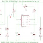 Diy Electric Fence Fresh Electric Fence Wiring Diagram Sample – Web   Electric Fence Wiring Diagram