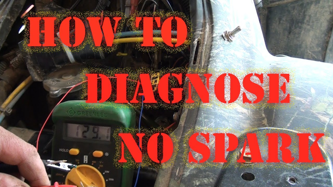 Diy How To Troubleshoot & Repair A No Spark Condition On A Polaris - Polaris Ranger Wiring Diagram
