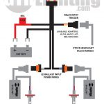 Do I Need A Relay Harness? And How Do You Install It?   Gtr Lighting   Hid Wiring Diagram