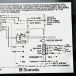 Dometic Digital Thermostat Wiring Diagram | Manual E Books   Dometic Capacitive Touch Thermostat Wiring Diagram