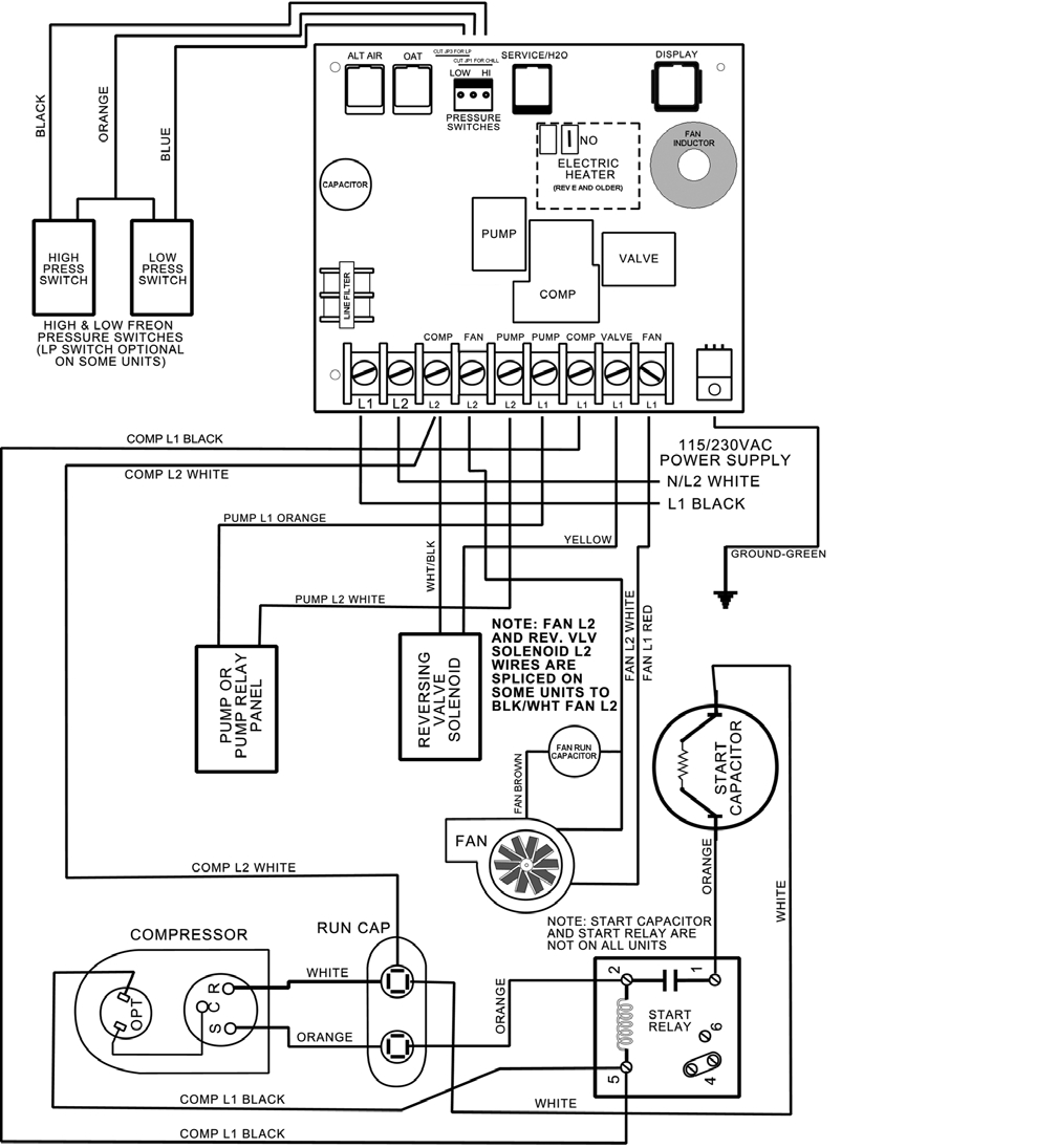 Dometic Single Zone Thermostat Wiring Diagram | Free Download Wiring - Dometic Thermostat Wiring Diagram