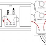 Doorbell Wiring Diagrams | Vintage Doorbell | Home Electrical Wiring   Door Bell Wiring Diagram