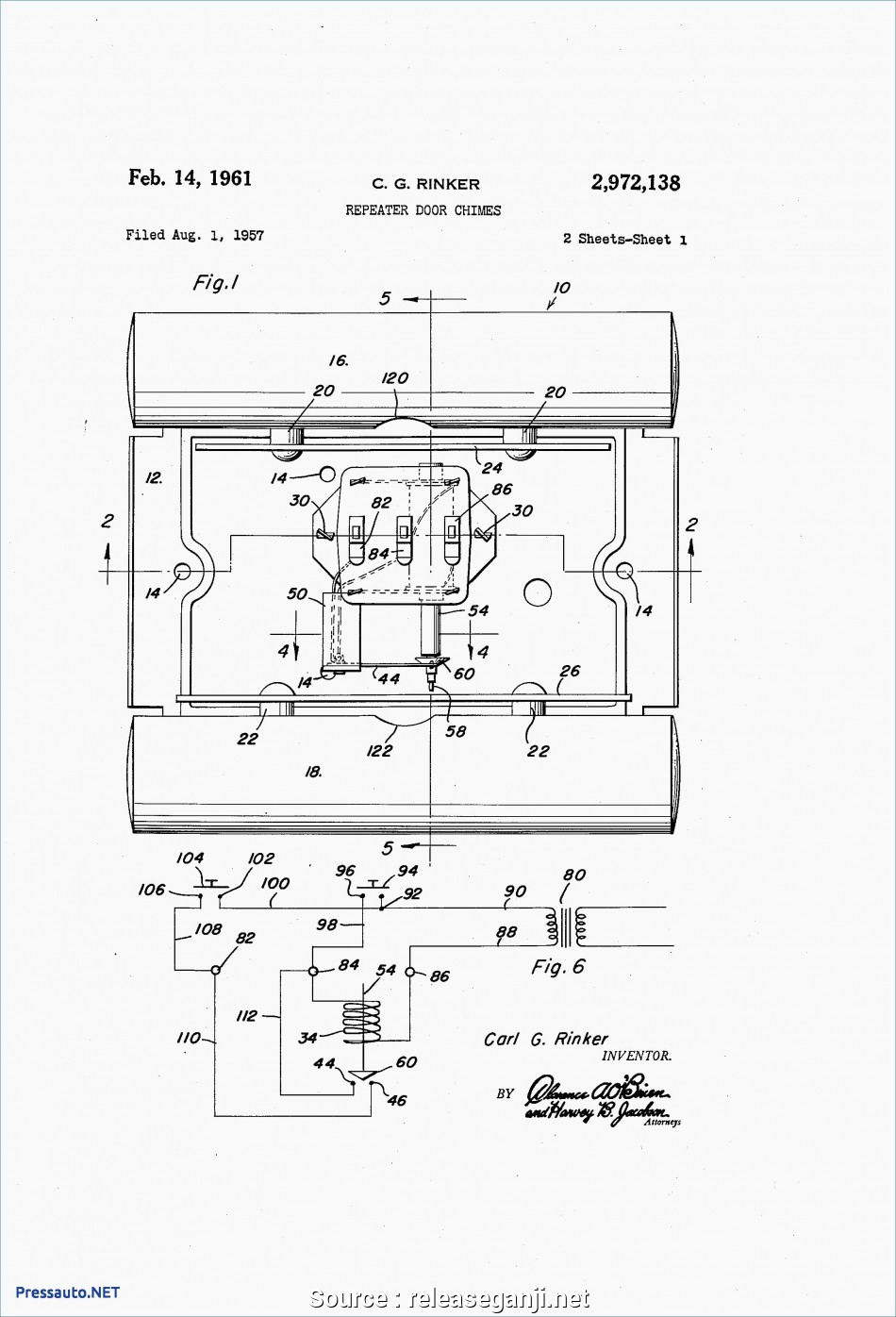 Doorbell Wiring Schematic Diagram - All Wiring Diagram - Doorbell Wiring Diagram Two Chimes