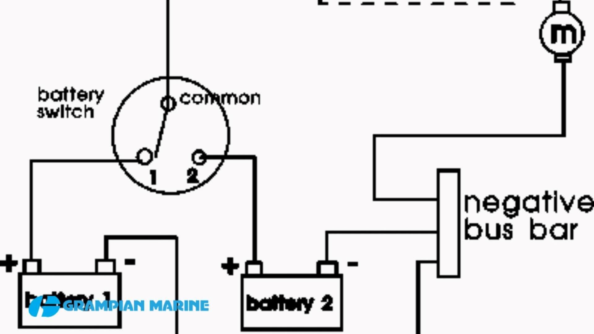 Dual Alternator Battery Isolator Wiring Diagram Handyman How To - Battery Isolator Wiring Diagram