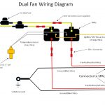 Dual Fan For Dual Fan Relay Wiring Diagram   Wiring Diagram   Fan Wiring Diagram