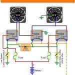 Dual Radiator Fan Wiring Diagram | Manual E Books   Electric Radiator Fan Wiring Diagram