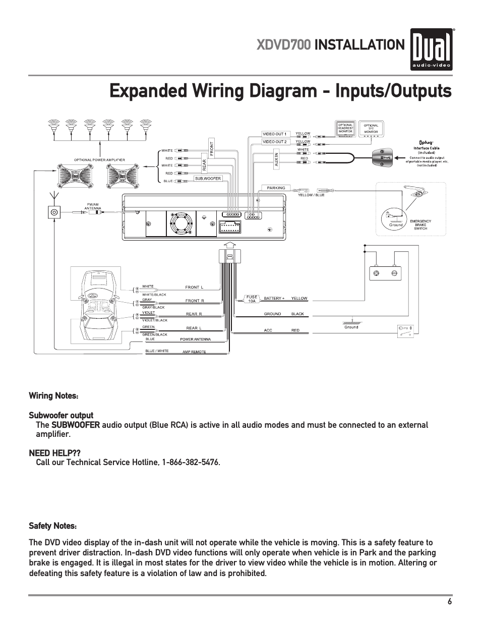 Dual Wiring Diagram - Most Searched Wiring Diagram Right Now • - Dual Xdm280Bt Wiring Diagram