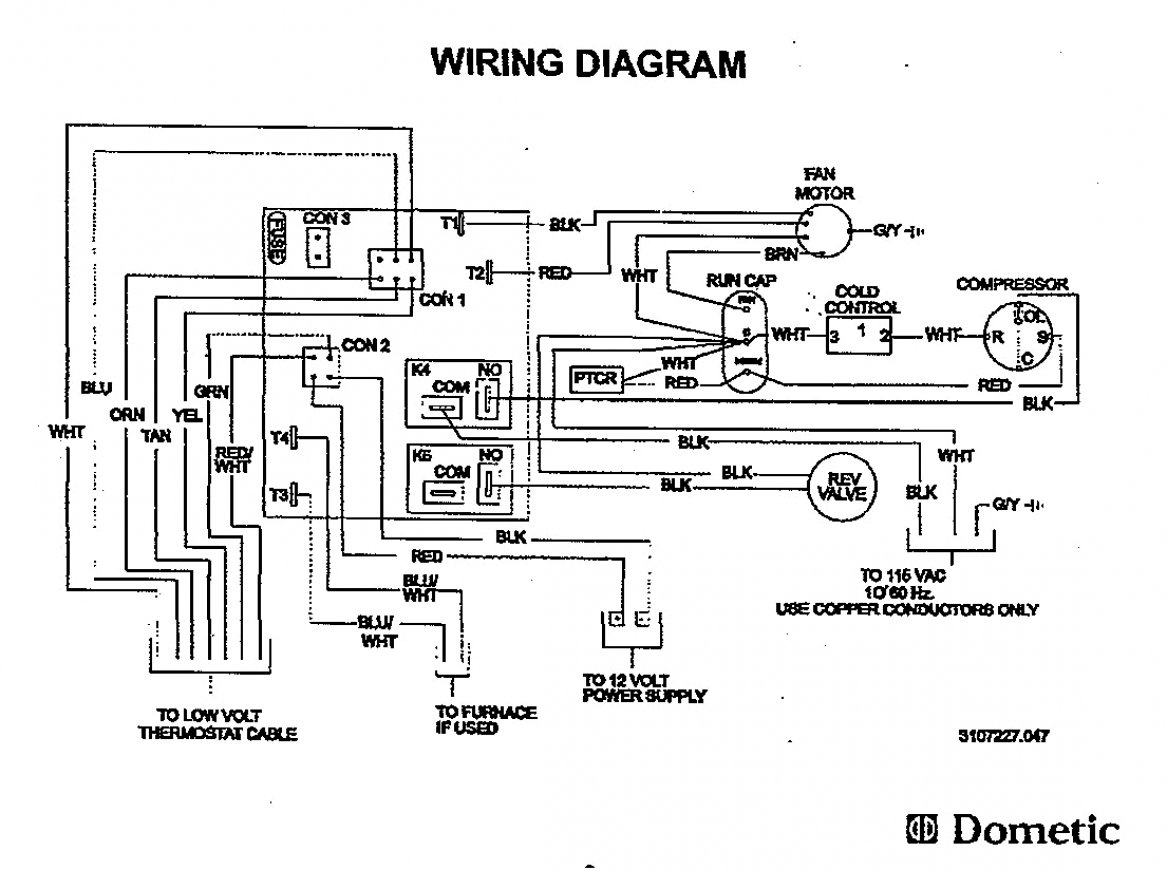 Duo Therm Rv Furnace Thermostat Wiring Diagram | Wiring Diagram - Duo Therm Thermostat Wiring Diagram