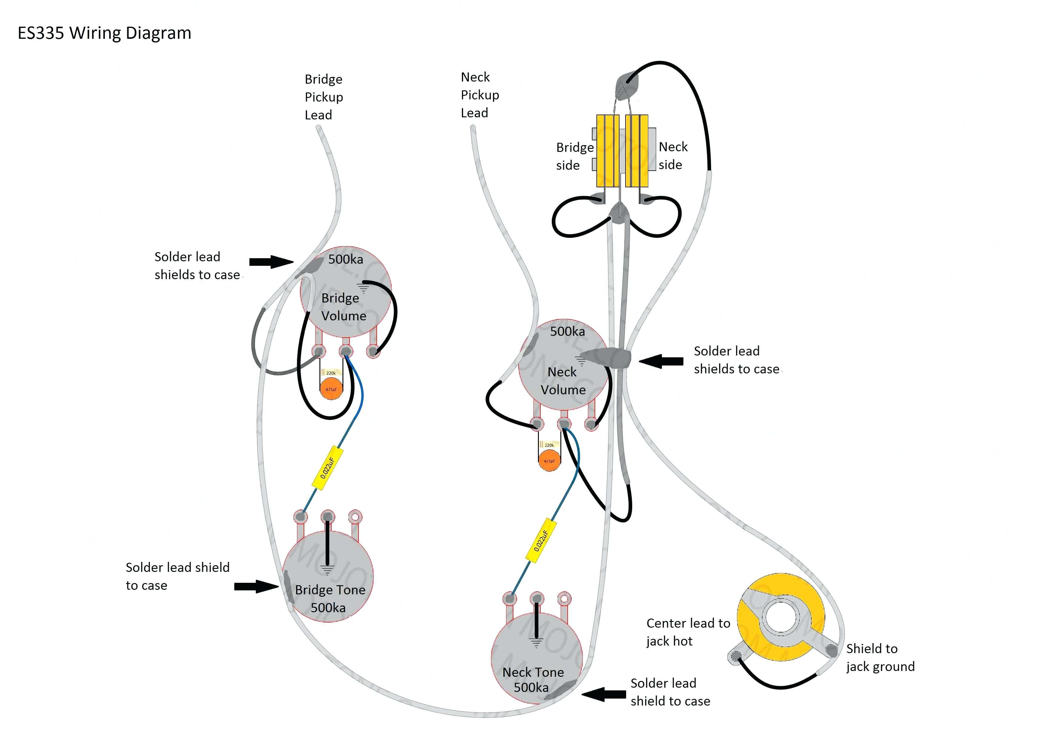 Earphone Wiring Diagram