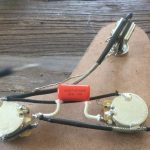 Easy Install Drop In Upgraded Prs Se 50S Style Wiring Harness   Youtube   Prs Wiring Diagram