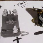 Easy Test Solenoid Riding Lawn Mower Tractor No Start  Pass   Riding Lawn Mower Starter Solenoid Wiring Diagram