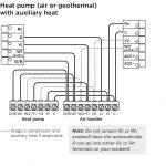 Ecobee3 Wiring Diagrams – Ecobee Support   Heatpump Wiring Diagram
