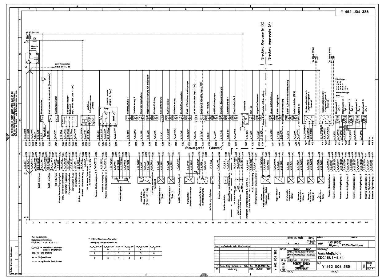 Ecu Circuit Diagram For Bosch Ecu Schematic Manual Guide