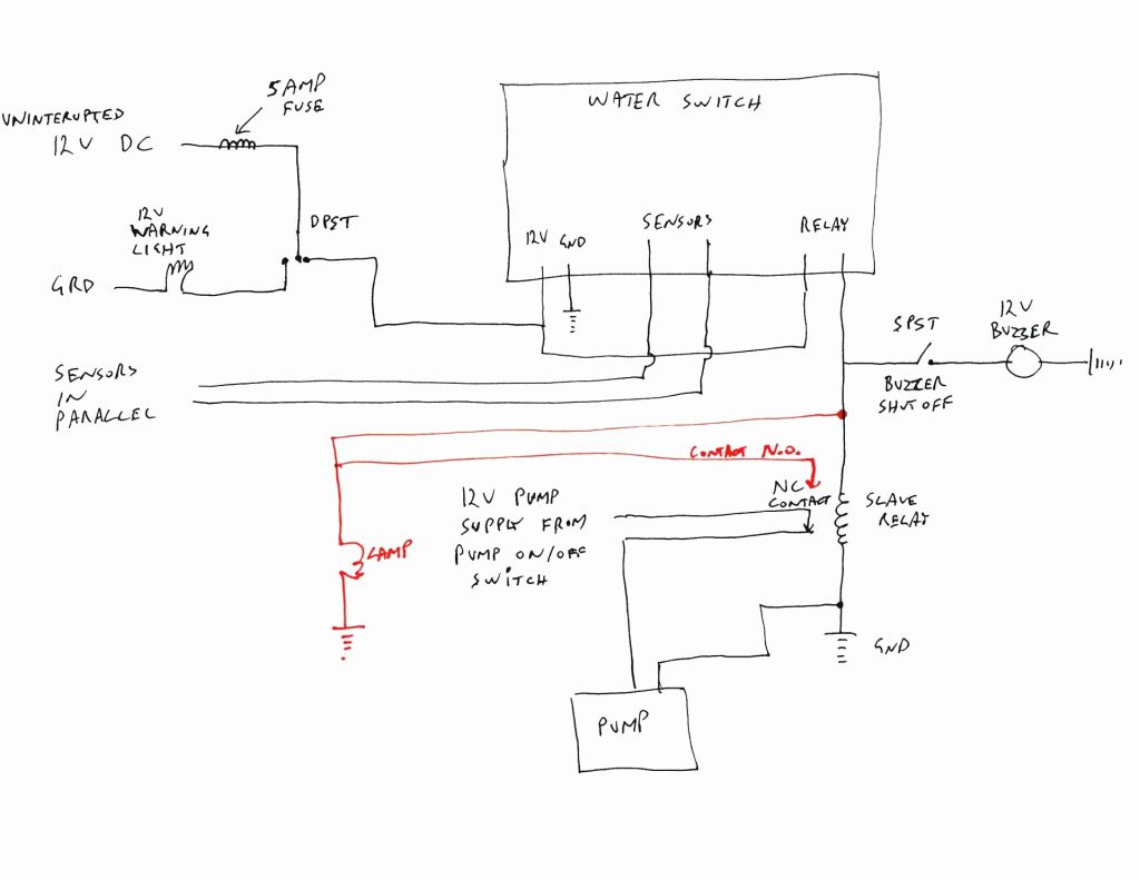 Electric Furnace Sequencer Wiring Schematic